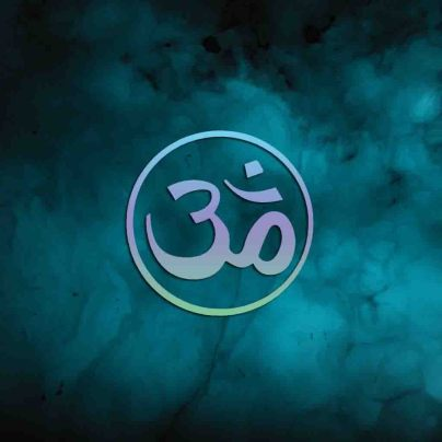 Om symbol creative commons attribution