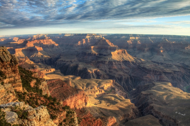 Sunrise at Grand Canyon Florian F via Flickr