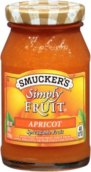 Smuckers Simply Fruit Apricot