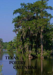 Texas Poetry Calendar Cover Art 2019